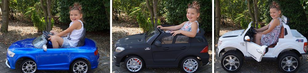 Bekijk hier alle Kinderauto's ✓met afstandsbediening ✓ vele merken verkrijgbaar